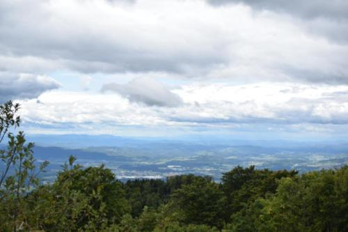 View from St. Gera Mountain